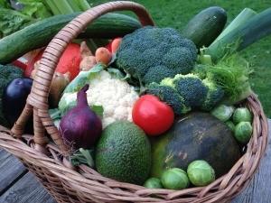 Stabilt blodsukker med masser af grønsager