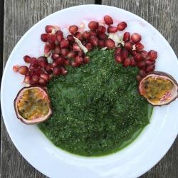 Grøn morgengrød