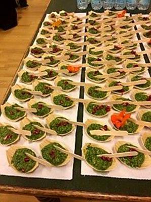 Siff Holst pressefotos grøn morgenmad