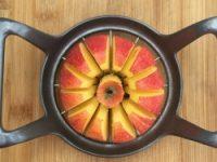 Æblebåde med lakrids eller kanel som sunde snacks