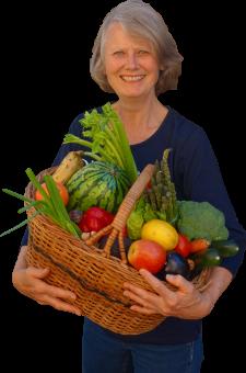Skal vi spise grønsager og frugt og skal vi spise sammen?