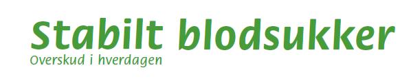 Stabilt Blodsukker
